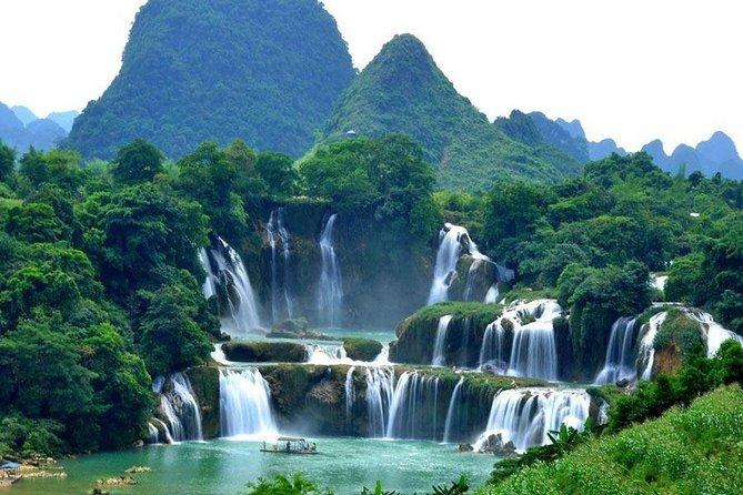 Ba Be Lake - Ban Gioc Waterfall Group Tour 3 Days 2 Nights
