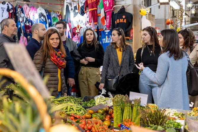 Private Market Tour and Cooking Class with Lunch or Dinner in Assisi