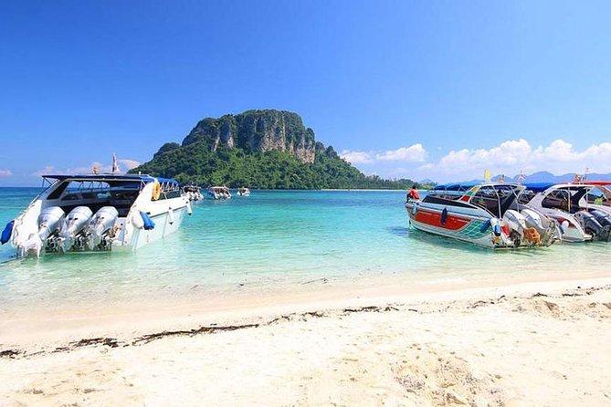 Snorkeling 4 Islands Tour by Speedboat From Krabi