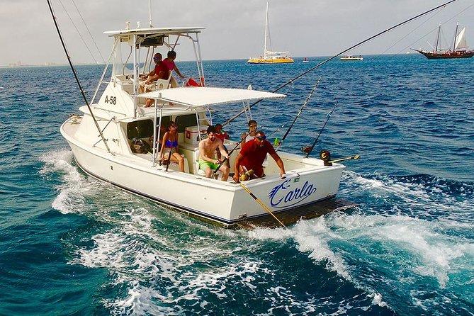 Morning Fishing Charter in Aruba