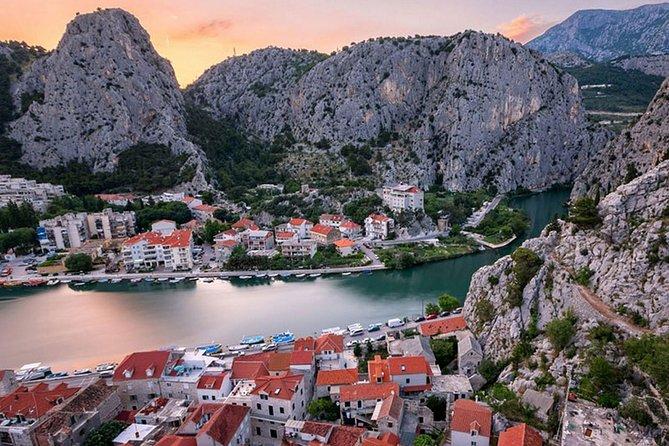 Split - Omis - Makarska