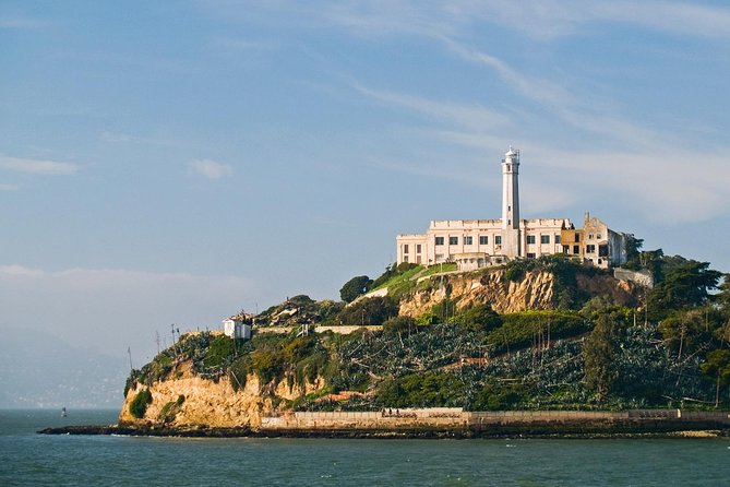 Alcatraz Island Ticket with Chinatown and North Beach Guided Walking Tour