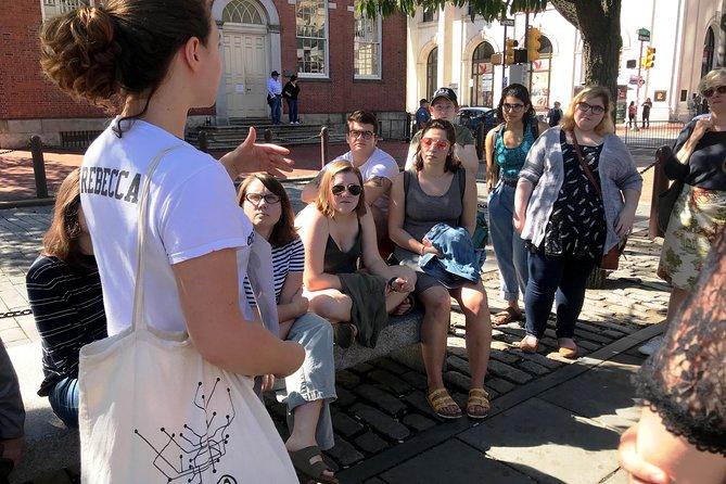 Badass Women's History Tour of Philadelphia