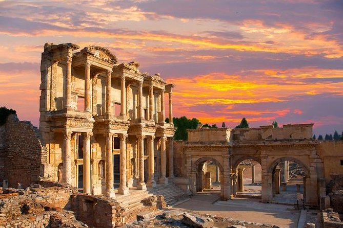 Ephesus Full Day Classic Tour From Kusadasi / Selcuk Hotels