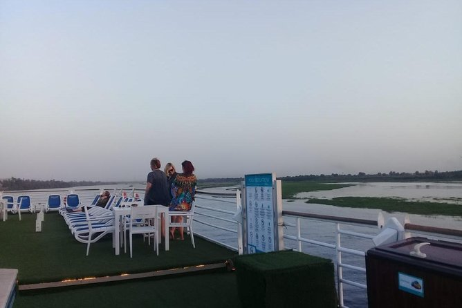 3 Night Nile Cruise from Luxor to Aswan including Tours