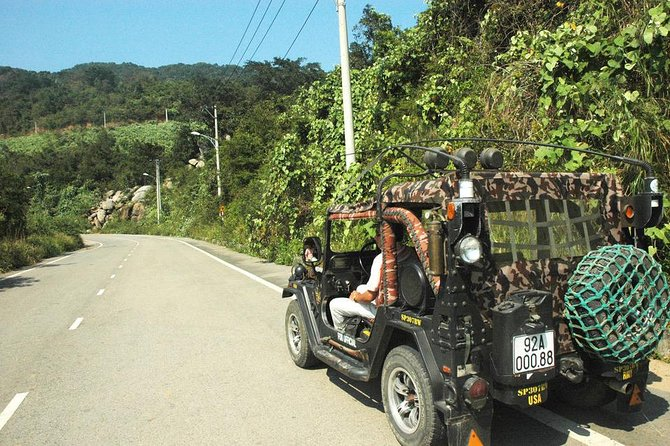 Discover Lady Buddha, Monkey Mountains AND Dragon Bridge By Jeep