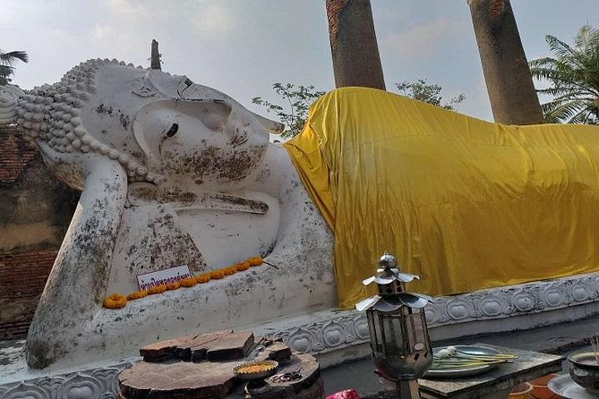 Private Ayutthaya Day Tour from Bangkok with Chauffeur-Guide
