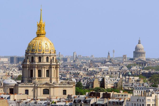 Discover Paris at your Leisure Tour via Eurostar, with Seine Cruise &Travelcard