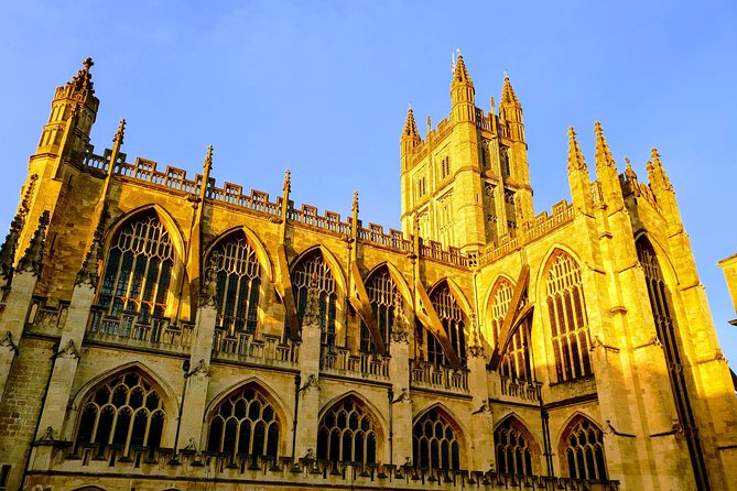 Bath - (Half Day) Walking Tour - Blue Badge guide