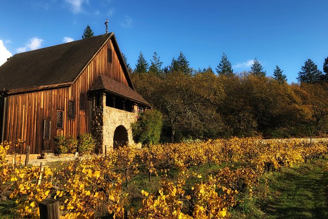 Private Guided Napa and Sonoma Wine Tour and Tasting