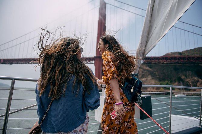 San Francisco Bay Sailing Cruise