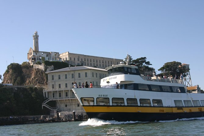 Mix & Save: Muir Woods and Sausalito + Escape From the Rock Cruise