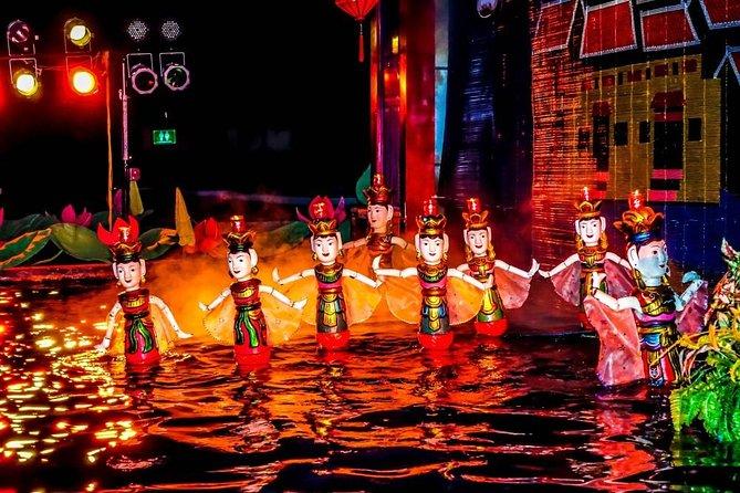 Skip the Line: Golden Dragon Water Puppet Tickets