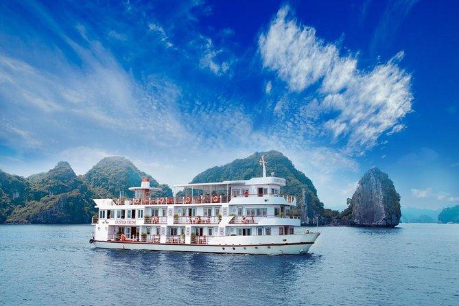 Luxury Bai Tu Long Bay 3 Days 2 Nights On Cristina Diamond Cruise 4****