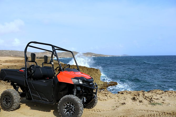 Aruba UTV Tour Adventure (2-Seater) with Kini Kini