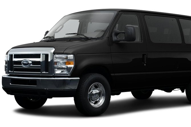 Orlando Airport (MCO) Private Van Transportation with Free Meet & Greet