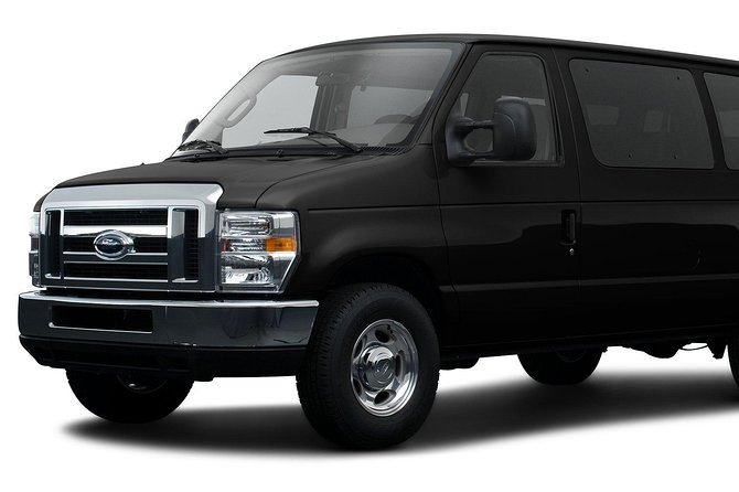 Private Van Transportation from Disney or Universal to Orlando Airport (MCO)