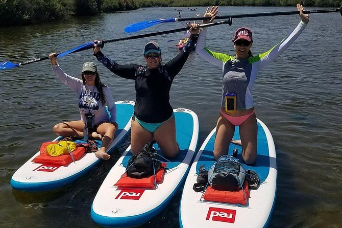 Inflatable Stand Up Paddleboard Rental