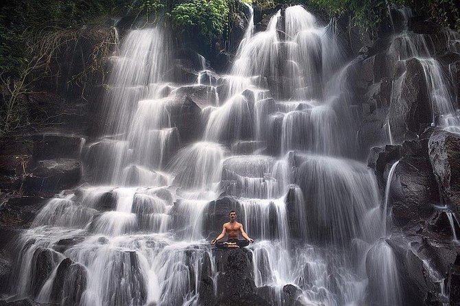 Amazing Day-Tour: The Beauty of Bali Waterfall Trip