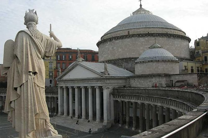 Private Guided Tour Of Naples Historic Center & Pompeii