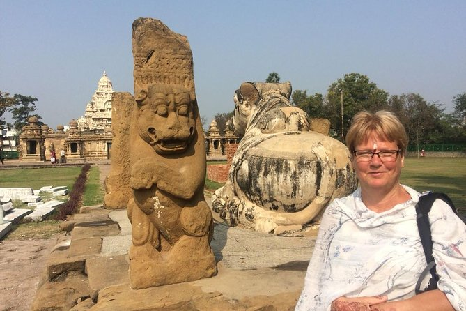 Full-Day Private Tour to the Kanchipuram Temples from Chennai