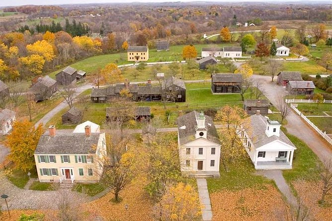 Genesee Country Village and Museum Admission Ticket
