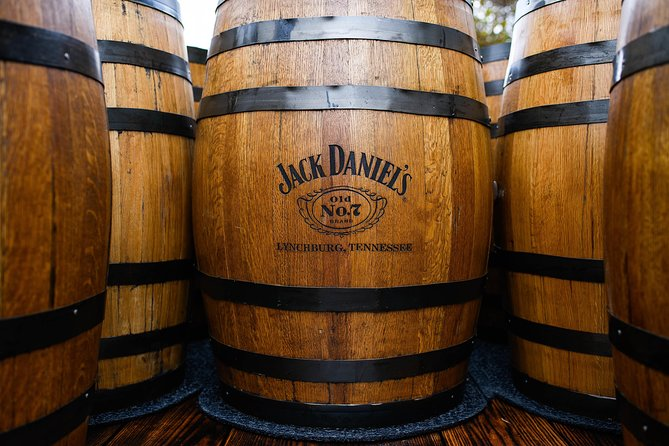 Nashville to Jack Daniel's Distillery Bus Tour with Whiskey Tastings