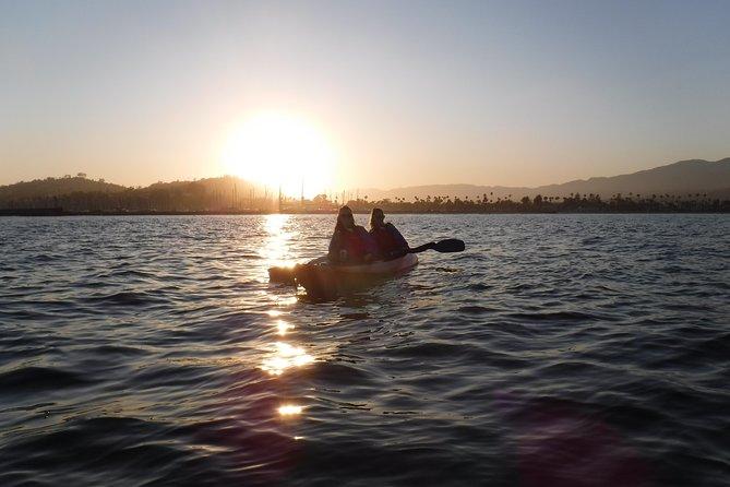 Santa Barbara Sunset Kayak Tour