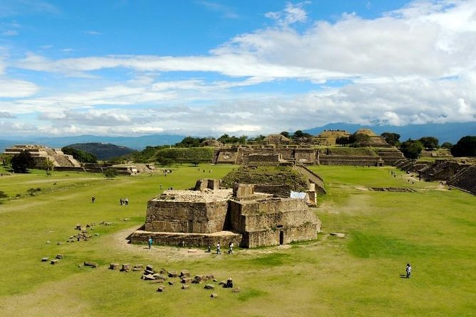 Full-Day Monte Alban and Indigenous Villages Tour