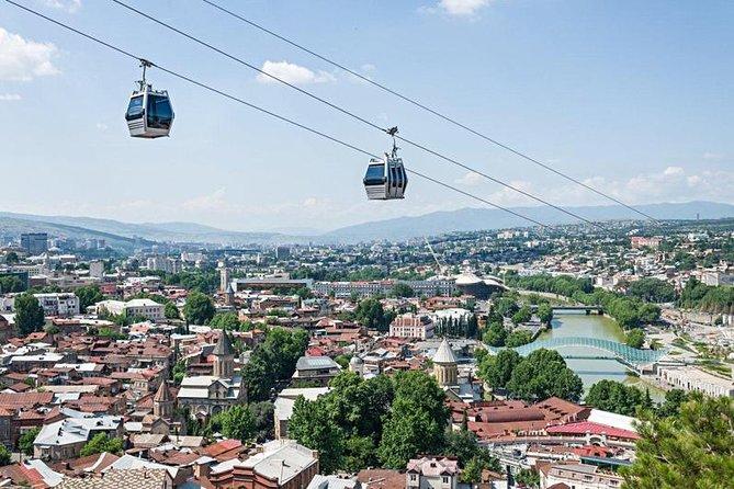 Tbilisi & Mtskheta city tour