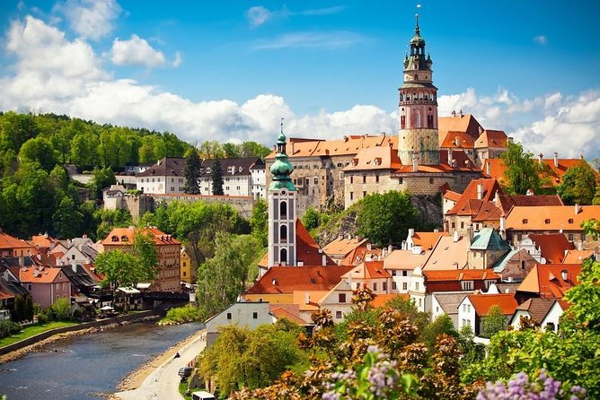 Walking private guided tour in Cesky Krumlov with local certified guide