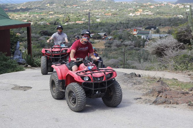 Aruba ATV Tour with Off Road Adventure in Single and Double Seater