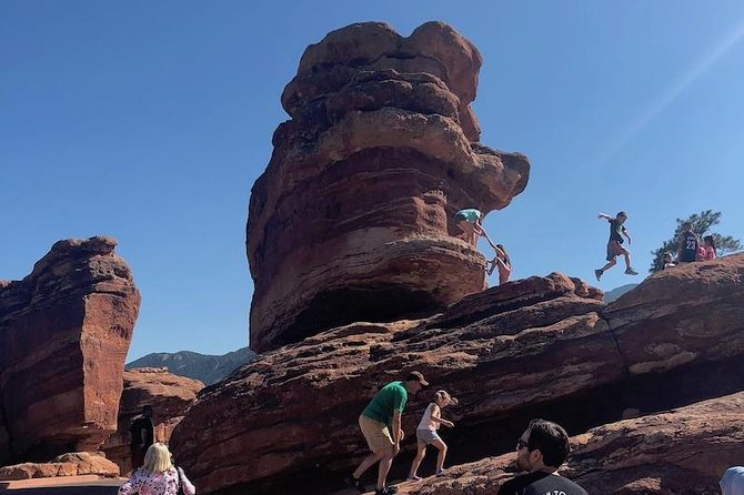 Private Colorado Spirngs Tour: Garden of the Gods and Pikes Peak
