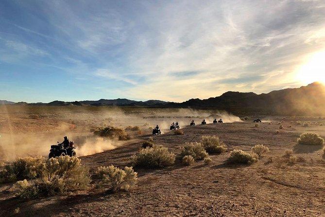Half-Day Mojave Desert ATV Tour from Las Vegas