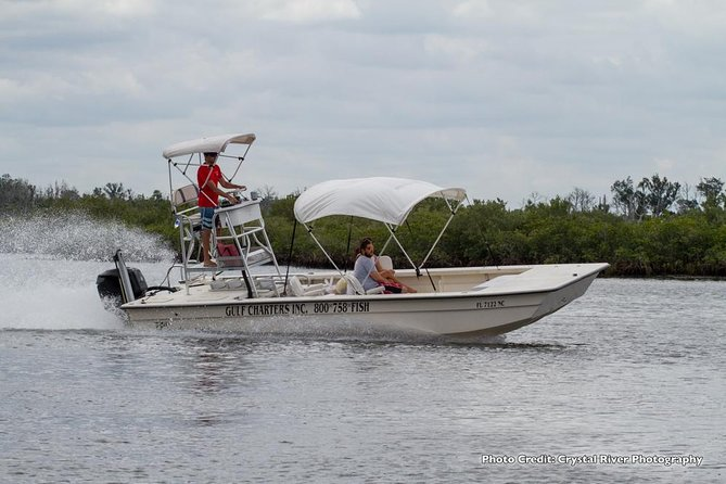 Sensational Scalloping Collective - Semi-Private 6 Passenger Vessel from Homosassa