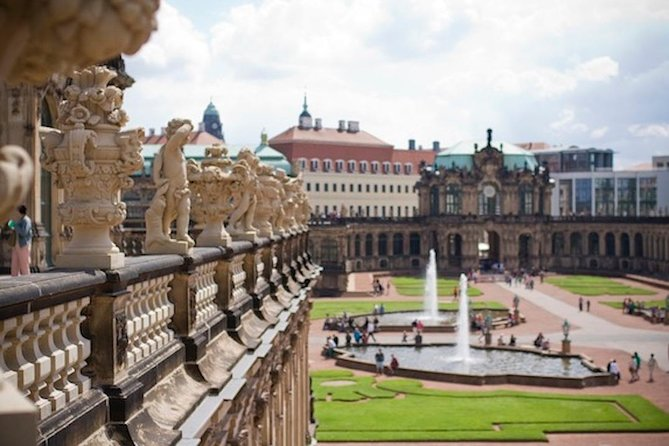 Dresden Day Trip from Berlin With Guided Dresden Walking Tour