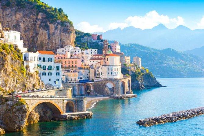 Naples Private Shore Excursion: Amalfi Coast, Positano and Ravello