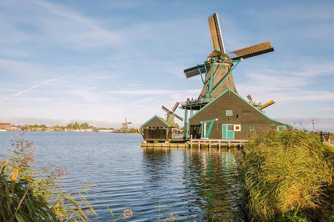 Volendam, Marken, Edam and Windmills Day Trip from Amsterdam