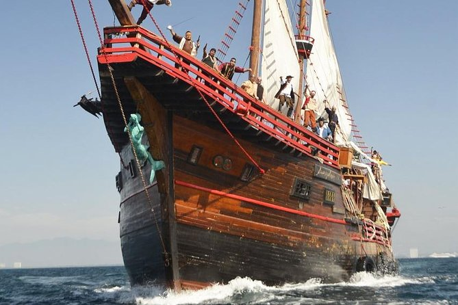 Puerto Vallarta Pirate Sailing Cruise