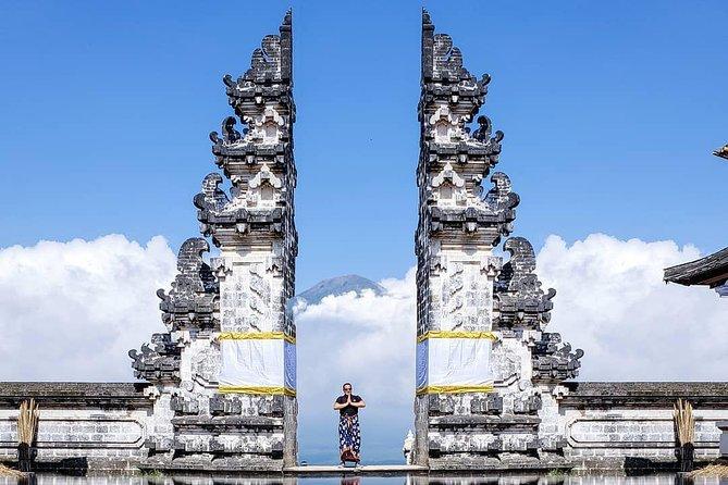 Bali Full Day Car Charter - The Gates of Heaven Bali Tour