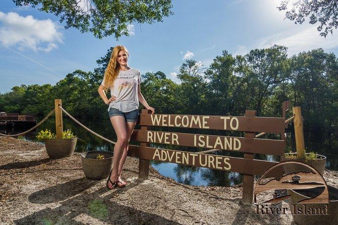 Full Day Pass: River Tubing, Kayaking & Paddle Boards
