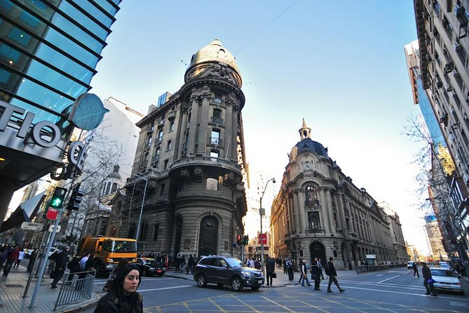 City Tour of Santiago de Chile
