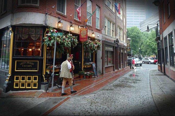 Secret Boston Vip Tour