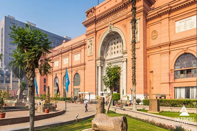 Day Trip To Egyptian Museum, Old Cairo & Bazaar