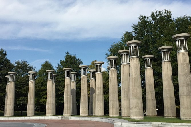 Nashville's Germantown Food & Sightseeing Walking Tour with Bicentennial Mall