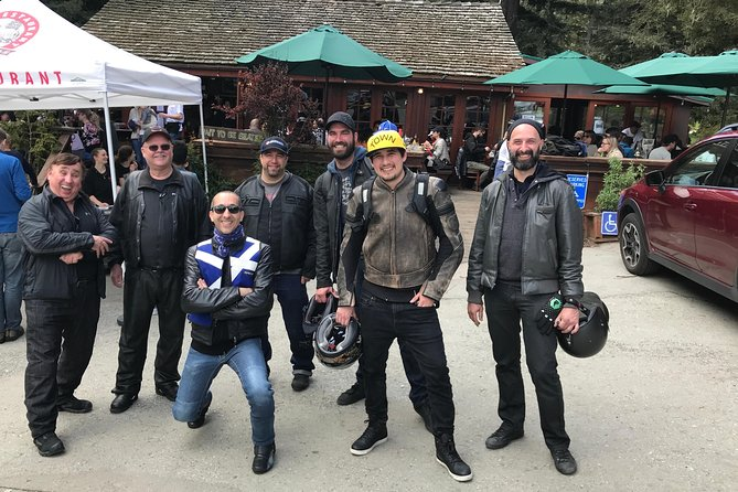 Day Motorcycle Tour | Ride the iconic California Highway 1