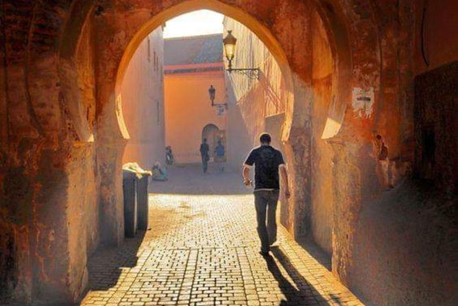 Half-Day Guided City Tour in Marrakech Hidden Medina