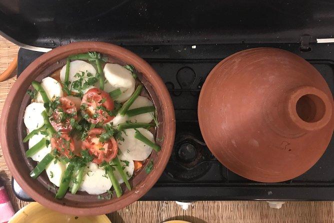 BERBER CUISINE: 3 Hour Cooking Class in Marrakech