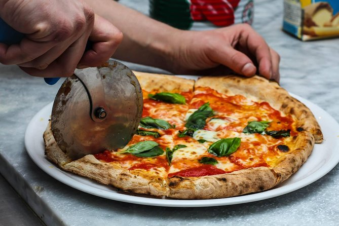 Neapolitan Pizza Lesson - Cooking class