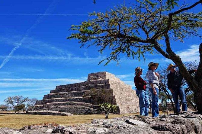 Archaeologist-Led Cañada de La Virgen Pyramid Tour